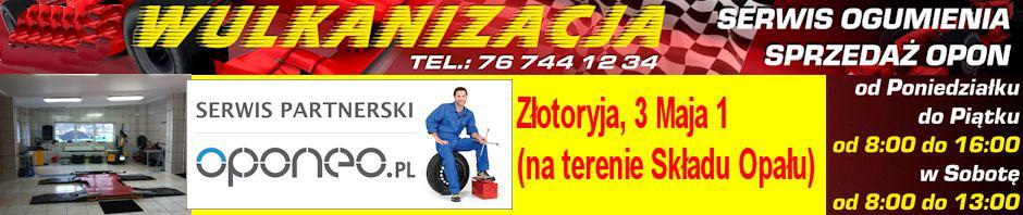 F1 Wulkanizacja Złotoryja -  Opony, Felgi, Usługi Wulkanizatorskie